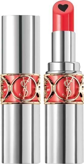 Yves Saint Laurent Volupte Plump-in-Color Lipstick N° 4 Unreasonable Pink