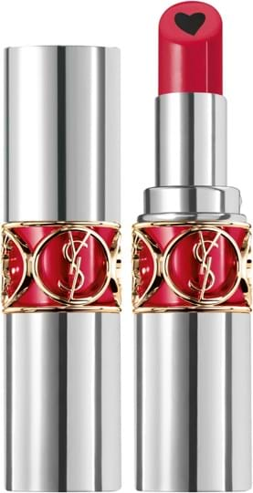Yves Saint Laurent Volupte Plump-in-Color Lipstick N° 6 Lunatic Red