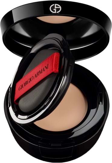 Giorgio Armani Power Fabric Compact Foundation N° 5,5 Medium Neutral 10 g