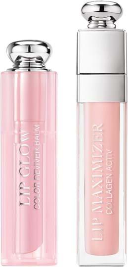 Dior Lipstick Set Duo Set cont.: Lip Glow 3,5 g (GH 175508) + Lip Maximizer 6 ml (GH 1357265)