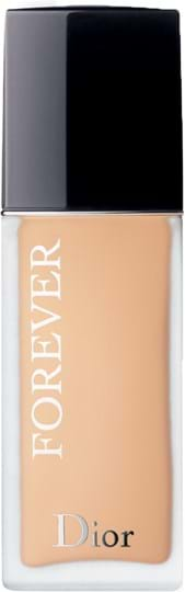Dior Diorskin Forever Fluid Foundation Velvet N° 1W Warm 011 30 ml