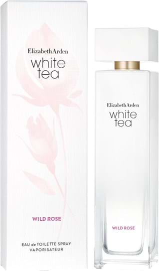 Elizabeth Arden White Tea Wild Rose Eau de Toilette 100 ml