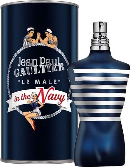Jean Paul Gaultier Le Mâle in the Navy Eau de Toilette