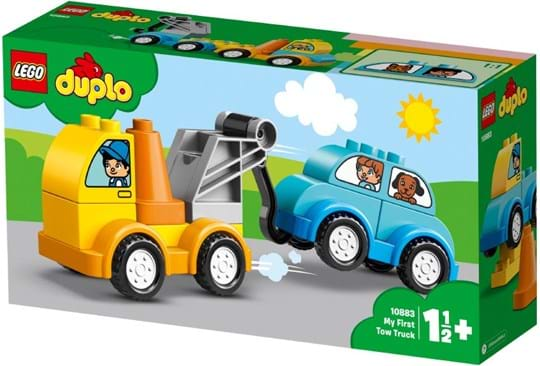 LEGO, Duplo My First, my first tow truck