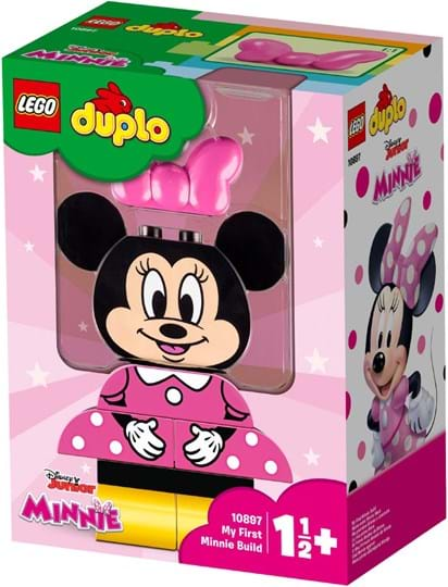 LEGO, Duplo Disney Tm, my first minnie build