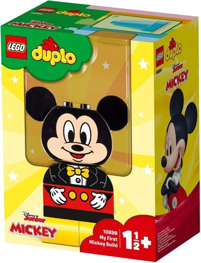 LEGO, Duplo Disney Tm, my first mickey build