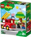 LEGO, Duplo Town, fire truck