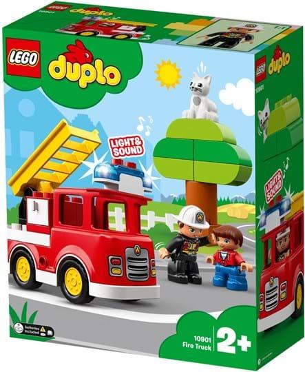 LEGO, Duplo Town, fire truck