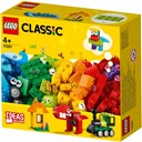 LEGO, LEGO Classic, bricks and ideas