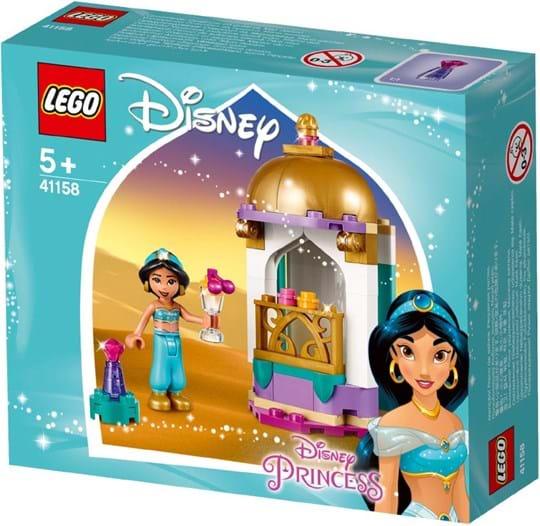 LEGO, Disney Princess, jasmine's petite tower