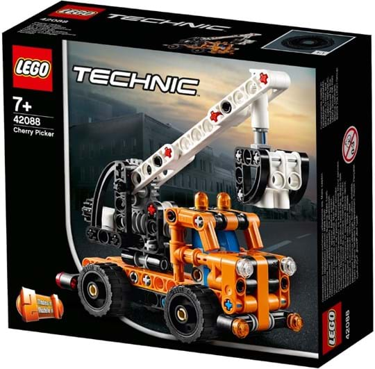 LEGO, Technic, cherry picker