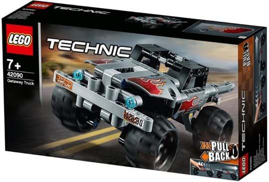 LEGO, Technic, getaway truck