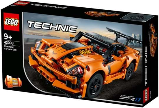 LEGO, Technic Chevrolet Corvette ZR1