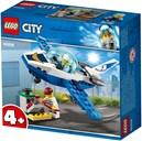 LEGO, City Police, sky police jet patrol