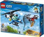 LEGO, City Police, sky police drone chase