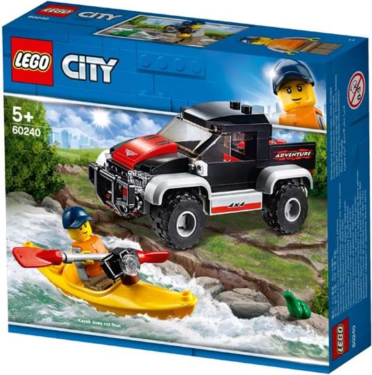 LEGO, Kayak Adventure set