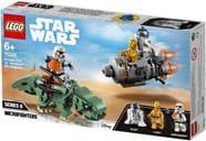 LEGO, Star Wars Escape Pod vs. Dewback Microfighters