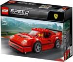 LEGO,SpeedChampions Set FerrariF40 Competizione