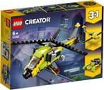 LEGO, Lego Creator, Helicopter Adventure