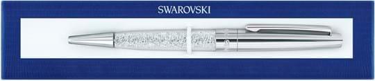 "Swarovski women's Ballpens ""CRYST STARDUST BP "", ref.: 5445855, colour: stainless steel, Swarovski crystal , size: 13.5X1.1 CM, material:stainless steel, swarovski crystal"