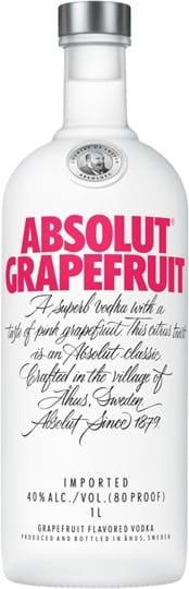 Absolut Grapefruit 40 % 1L