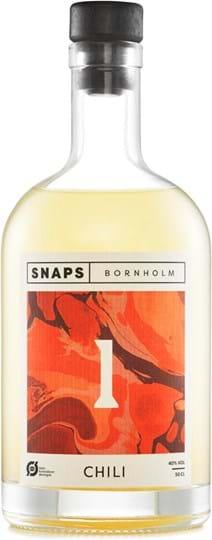 Bornholm No1 Chili, organic