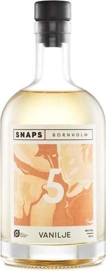 Bornholm No 5 Vanilla, organic