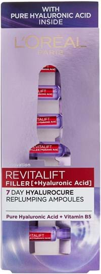 L'Oréal Paris Revitalift Filler in 7 Ampoules