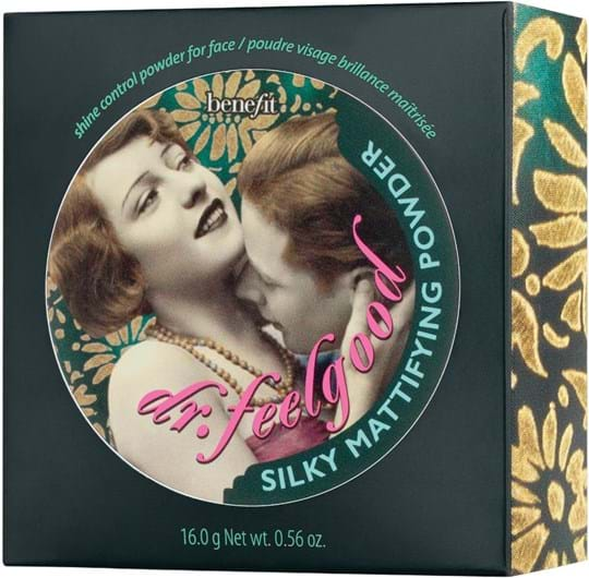 Benefit Dr Feelgood Silky Mattifying-pudder N° 1 16 g