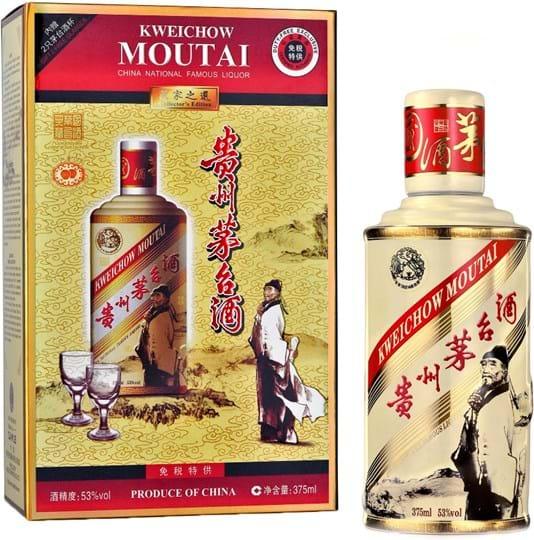 Kweichow Moutai LLC Dufu, giftbox