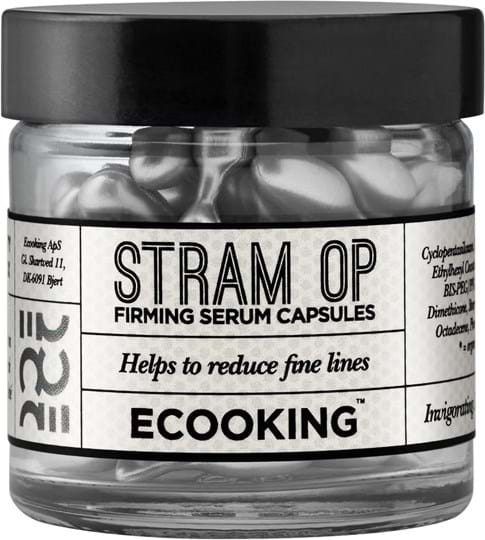Ecooking Firming Serum in capsules