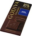 Godiva Dark Chocolate 85% Tablet 100G