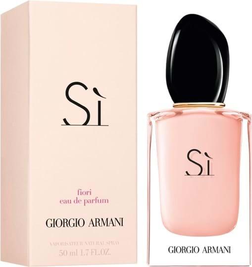 Armani Sì Fiori Eau de Parfum 50 ml