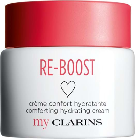My Clarins Re-Boost  Hydrading Cream For Dry Skin