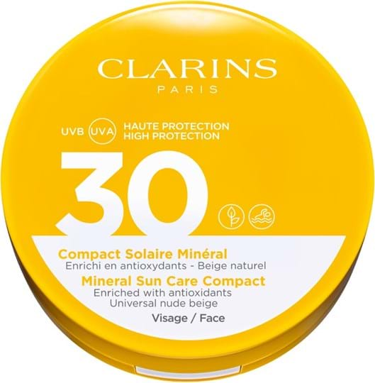 Clarins Sun Care Face Mineral Sun Care Compact SPF 30 15 g