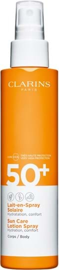 Clarins Body Sun Care Lotion Spray SPF 50+ 150 ml