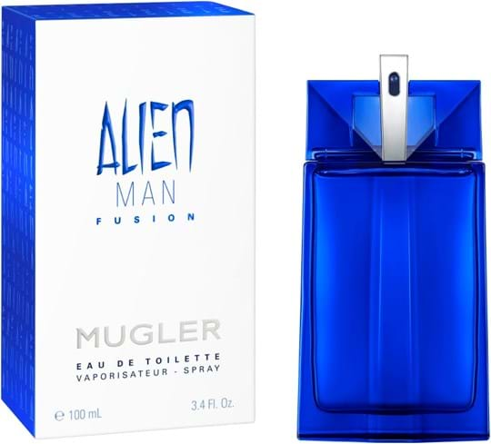 Mugler Alien Man Fusion Eau de Toilette