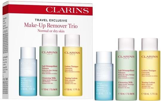 Clarins Make up Remover Trio Set