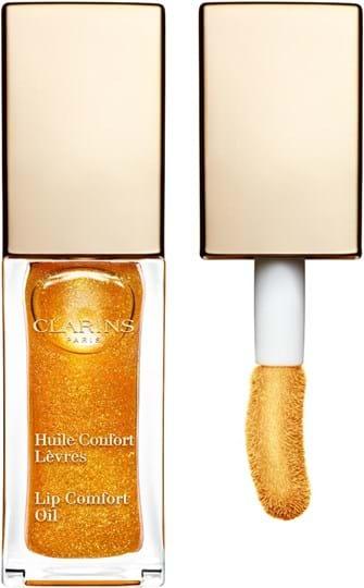 Clarins Lip Comfort Oil N° 7 Honey Glam