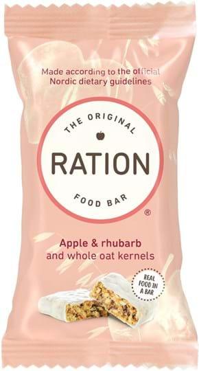 Ration Healthy bar Apple & rhubarb