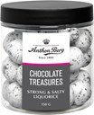 Anthon Berg Strong & Salty Chocolate Liquorice 150g