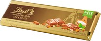 Gold Bar Milk Almond Pistachio 300g