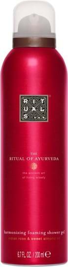 Rituals Ayurveda skummende brusegel 200ml