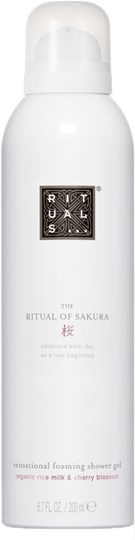 Rituals Sakura Foaming Shower Gel