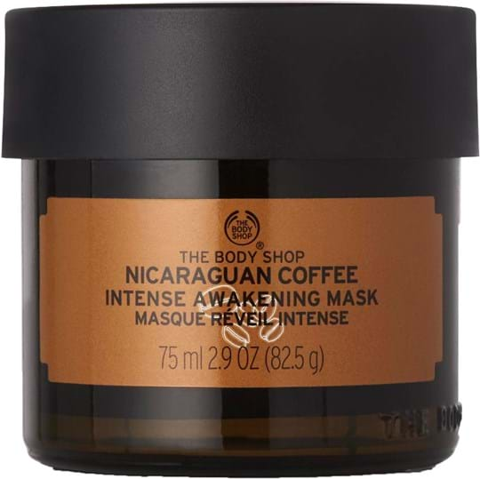The Body Shop Recipes of Nature Coffee Mask 75 ml