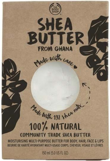The Body Shop Shea 100% Raw Butter