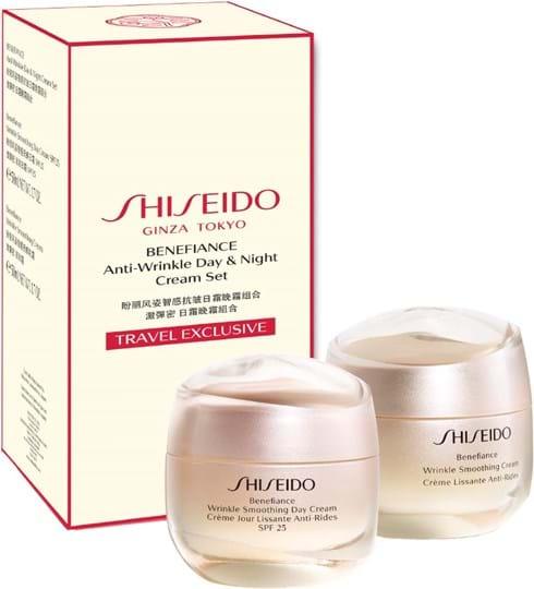 Shiseido Benefiance-ansigtsplejesæt