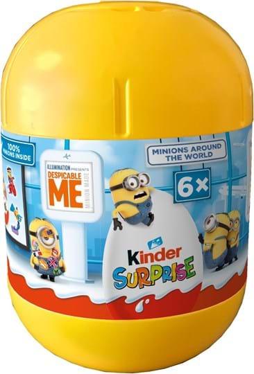 Kinder XXL egg Minions