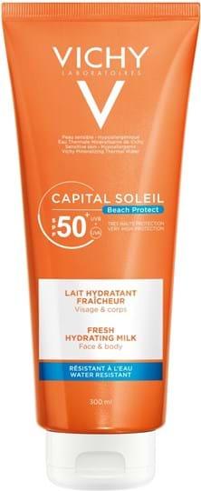 Vichy Capital Soleil Fresh Hydrating Sun Milk SPF 50+