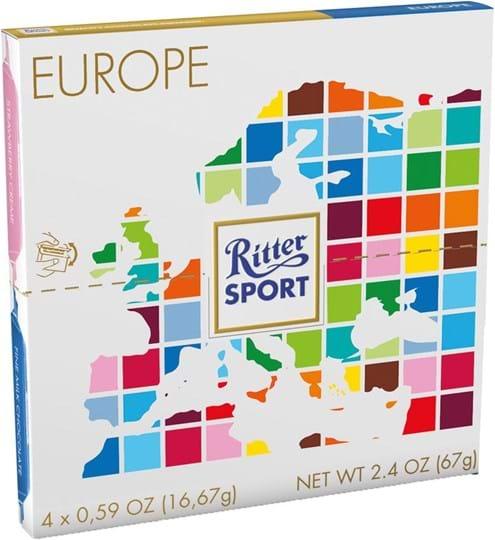 Ritter Sport Chocolate World 67g